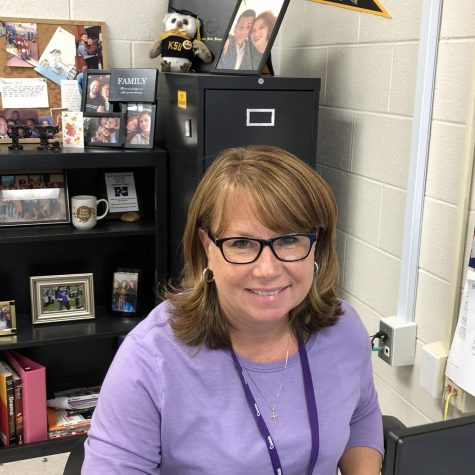 Principal Tierce: A New Leader at CHS
