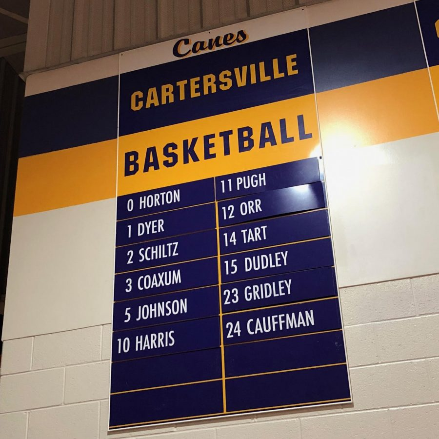Excitement Surrounds the Upcoming CHS Basketball Season