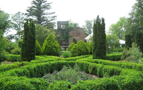Barnsley Gardens: A Local Haunt Spot