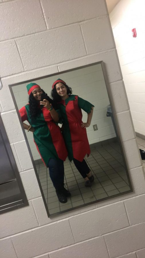 Christmas in the Performing Arts