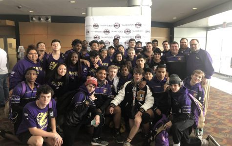 Canes Wrestling Makes History