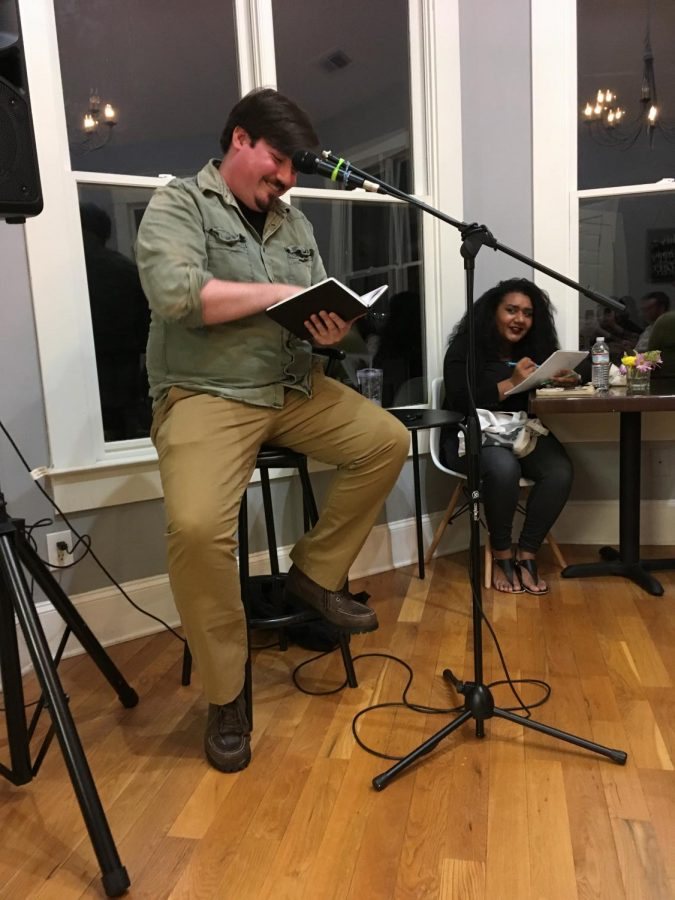 Kennesaw+Poetry+Reading