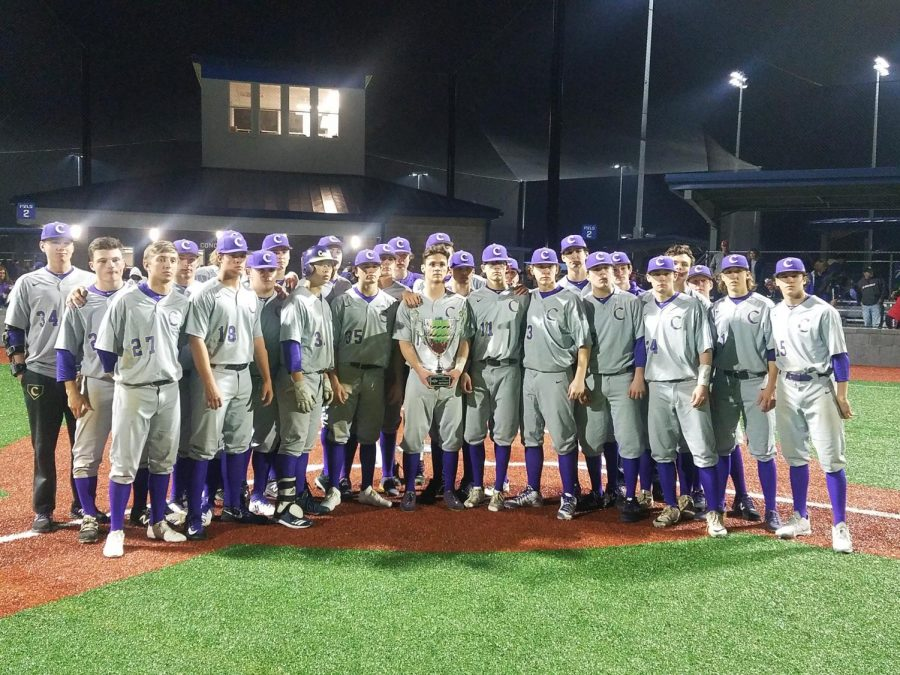 Canes Baseball Places Fourth in Perfect Game High School Showdown