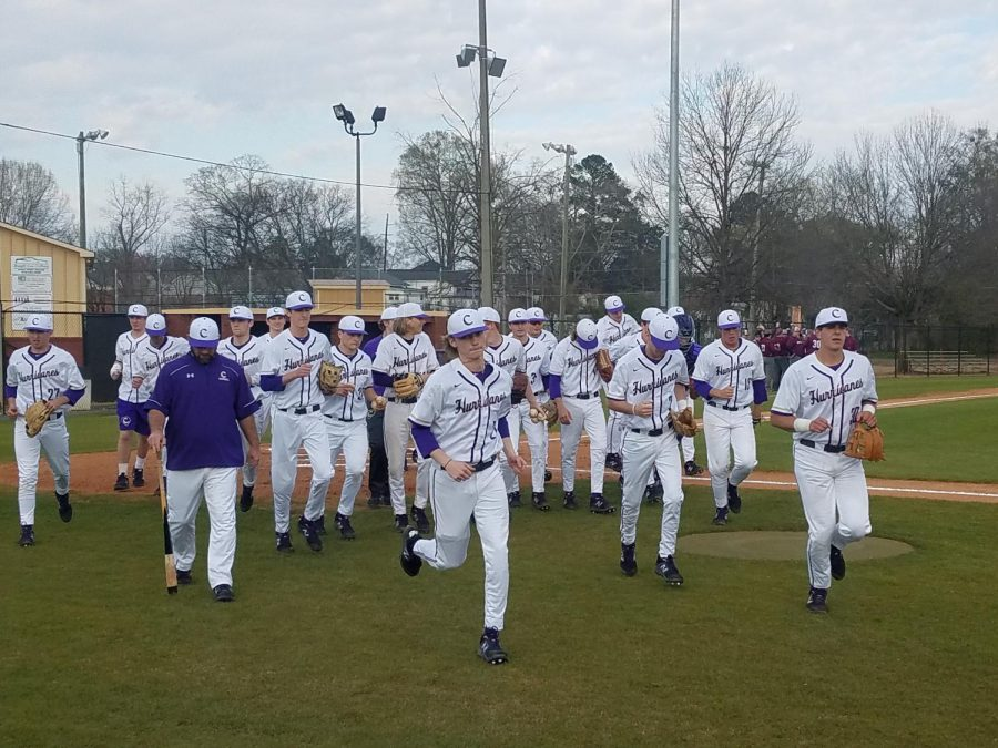 Cartersville Run Rules Central Twice; Outscores Lions 26-4