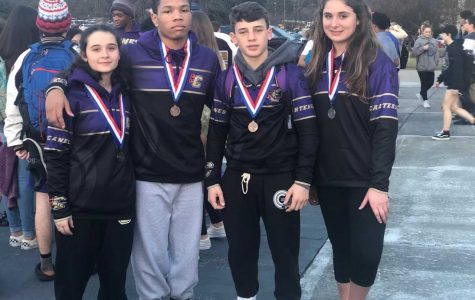 Girls Wrestling Comes to Cartersville… and Goes to State
