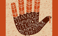 Practicing Gratitude for Thanksgiving