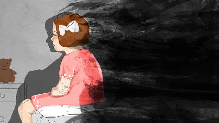 You are not Alone: Childhood Sexual Abuse