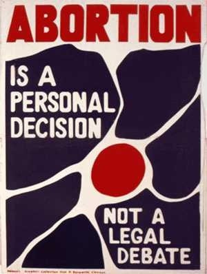 on the topic of abortion (an opinion piece)