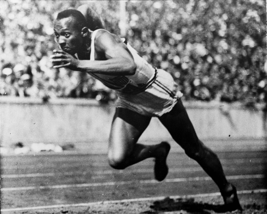 Race: The Triumphs and Trials of Jesse Owens