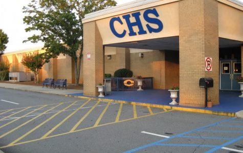 Cass High School Rally
