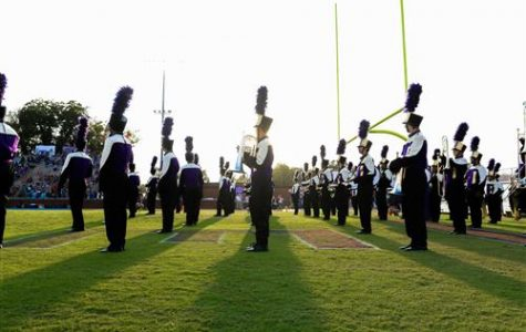 Marching Band During A Pandemic